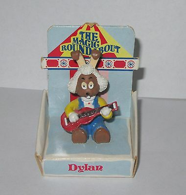 Rare The Magic Roundabout Dylan Small Hand Painted Figure Figurine Boxed