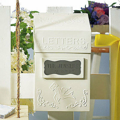 2 Letter Box Mailbox Wishing Well Card Box Wedding Reception Decoration Q16479