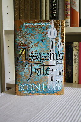 Robin Hobb (2017) 'Assassin's Fate', Signed and Dated first edition 1/1