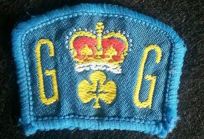Queens Guide Badge