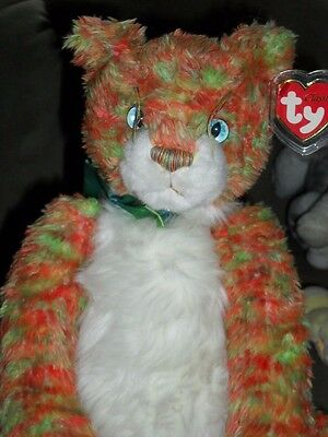 Ty Classic Kitty Allioop 18 inches Mint hang tag