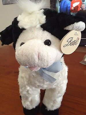 "Bestever 'Cottonball' cow - small 8"" H - new with tags"