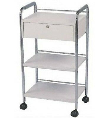 Salon Storage Solutions Trolley Organization Beauty Therapist Pedicure Station H