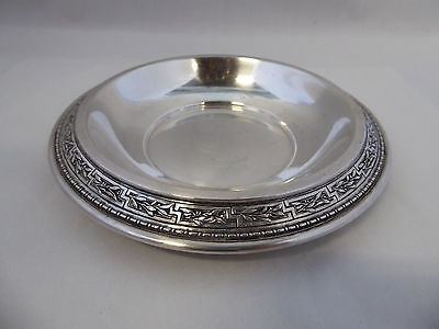 Small Vintage Gorham Sterling Silver Bowl Dish Pattern Unknown