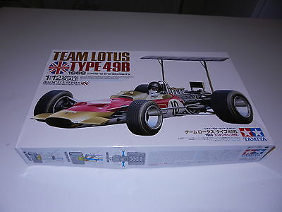 Tamiya Lotus 49B kit item# 12053 with Photo-etch parts