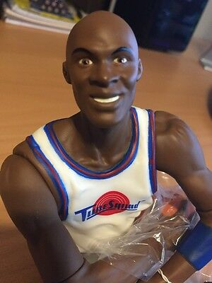 Michael Jordan Space Jam Figure Vinyl Toy 10""