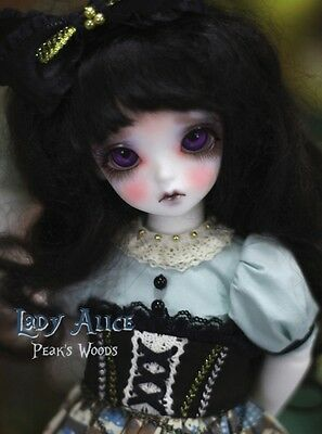 BJD PeaksWoods FOF Fairies of Fairytales Lady Alice in Wickedland Doll LittleFee