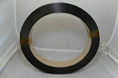 "Poly Strapping 5/8"" x 0.25"" Thick 16""x3"" Coil"