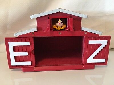 PBS Kids Jay Jay The Jet Plane Airplane EZ O'Malley's Barn Wooden