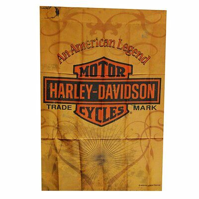 HD Harley-Davidson Nostalgic Estate Flag