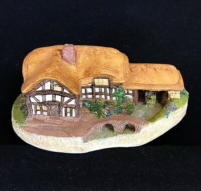 David Winter ~ MILL HOUSE ~ VERY EARLY PIECE ~ VERY RARE ~ MINT CONDITION ~ 1980