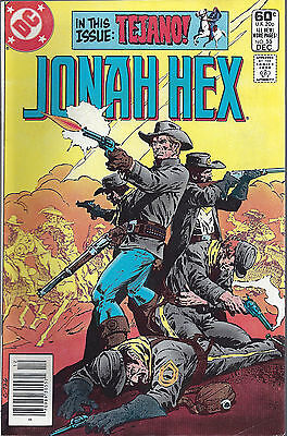 JONAH HEX #55  Dec 1981