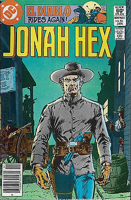 JONAH HEX #56  Jan 1982