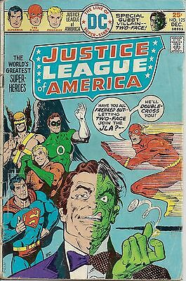 JUSTICE LEAGUE OF AMERICA #125  Dec 1975