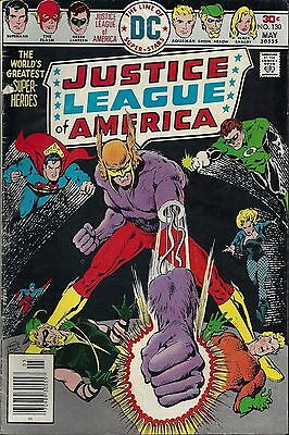 JUSTICE LEAGUE OF AMERICA #130  May 1976