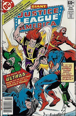 JUSTICE LEAGUE OF AMERICA #153  Apr 1978