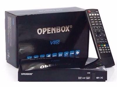 Genuine Openbox V8S Full Hd Pvr Tv Satellite Reciever Box