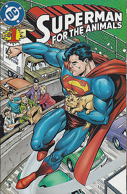 Superman For The Animals #1