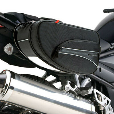 Nelson Rigg NEW CL-890 Mini Expandable Sport Bike Road Motorcycle Saddlebags