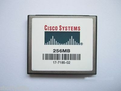 Cisco Mem2800-256Cf 256Mb Genuine Approved Cf Compact Flash For 2811 2821 2851
