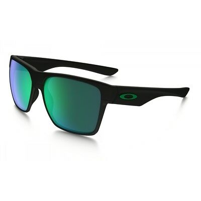Lunettes Two Face Xl Matte Black Jade Iridium