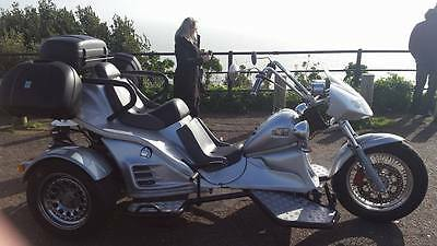 Boom Fun 500 Automatic Road Legal Trike 2010 With Reverse Gear