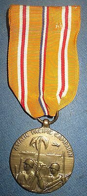 Pacific Medal US WW2