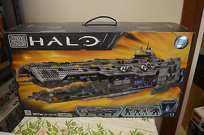 Mega Bloks Halo 97117 Forward onto Dawn.  New and Sealed.