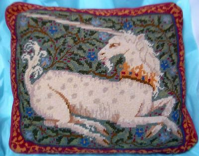 Ehrman Designer Candace Bahouth UNICORN Tapestry Needlepoint Chart Only Medieval
