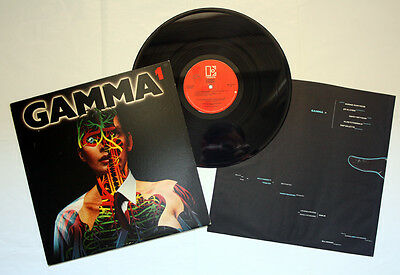 Gamma 1 First Original Us Press Lp