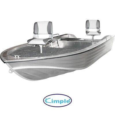 Kimple Hunter Ruderboot Angelboot Motorboot Aluminium