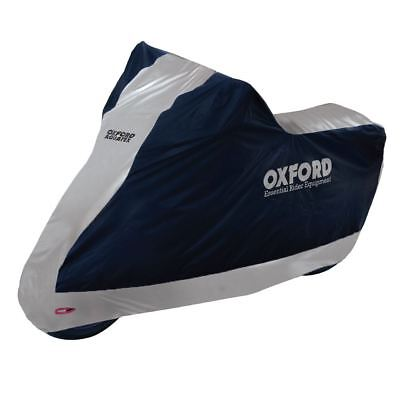 Oxford Aquatex Waterproof All Weather Motorcycle Bike Scooter Cover Large