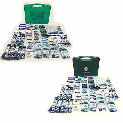 Qualicare Bsi Bs8599 Premium Office Home Workplace Large 210Pce First Aid Kits