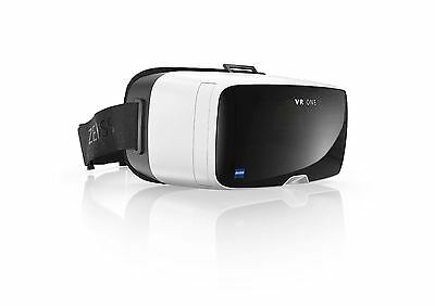 Brand New Zeiss Vr One Virtual Reality Headset In White