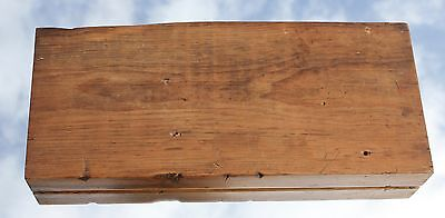"White Star Line Rms Olympic Reclaimed 13.5""x 6"" Pitch Pine Decking Haltwhistle"