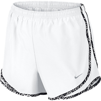 Nike Tempo Womens Shorts w/pocket White, Small, Running, Gym- New with Tags