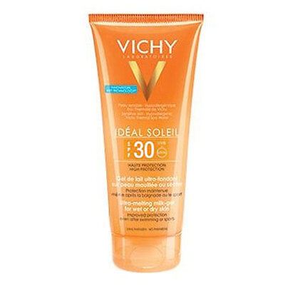 VICHY Ideal Soleil gel-latte ultra fondente spf30 200ml