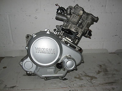 Yamaha Wr 125 Engine For Parts or Repair