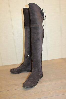 4f84e04d417 Dolce Vita Women s Neely Over The Knee Boots ‑ Anthracite Stella Size 8
