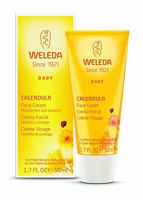 Weleda Organic Calendula Baby Face Cream 50ml