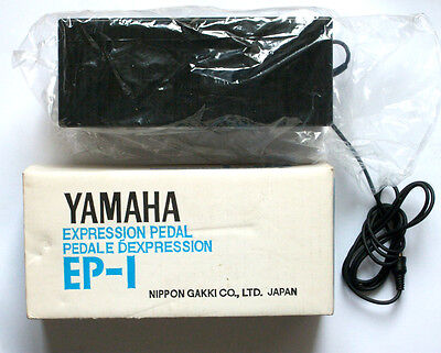 Yamaha EP-1 Expression Pedal for Keyboard or Electric Piano