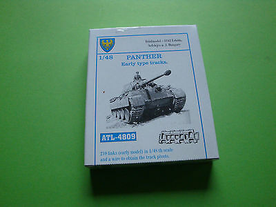 Friulmodel Panther Early Type Tracks ATL-4809