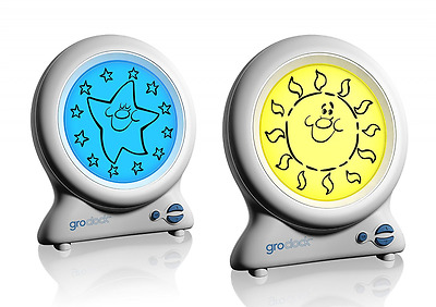 *BEST Childrens Sleep Clocks Gro-Clock Sleep Trainer - Kids Know When To Wake Up