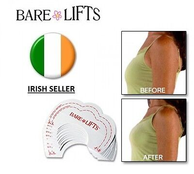 10pack Bare Lifts Breast Lift Invisible Tape for woman boob 10pack (5sets)