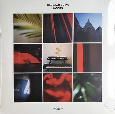 "Gaussian Curve - Clouds - 12"" Vinyl - Music From Memory"