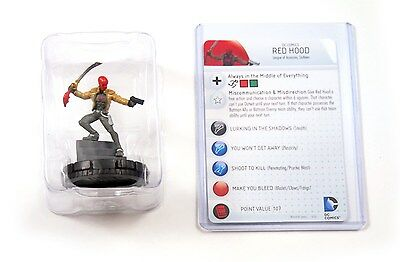 Heroclix Dc Comics Teen Titans, Red Hood #204, Booster Fresh in Tray