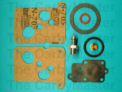 Briggs & Stratton 494625 Replacement Carburetor Repair Kit Fits 5HP Pulsa Jet