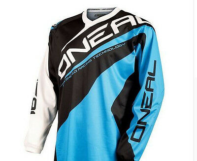 2017 O'Neal motorcycle motocross Racing MX DH FR MTB BMX Jersey Long shirt