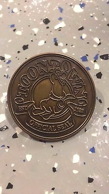 Toontown Official Seal Est 1928