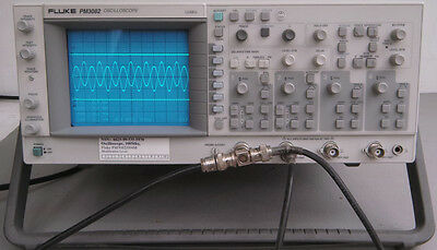 Fluke  PM 3082 100MHz.4 Channel Oscilloscope